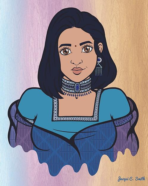 Nisha Print