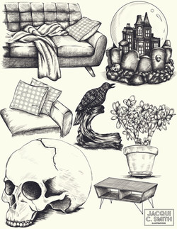 Life Drawing Study 2020