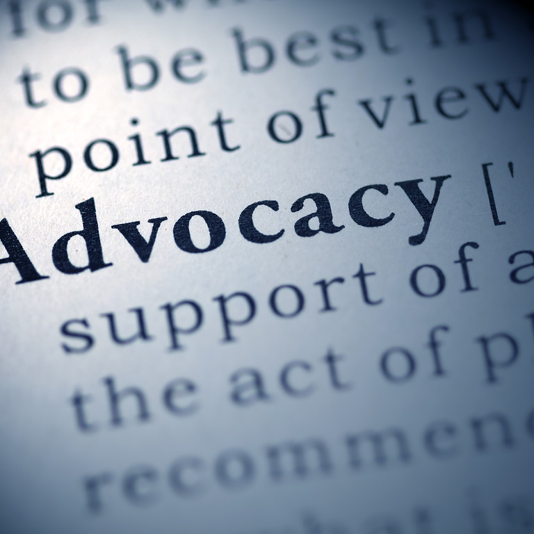 Supervision - Advocacy  June2021