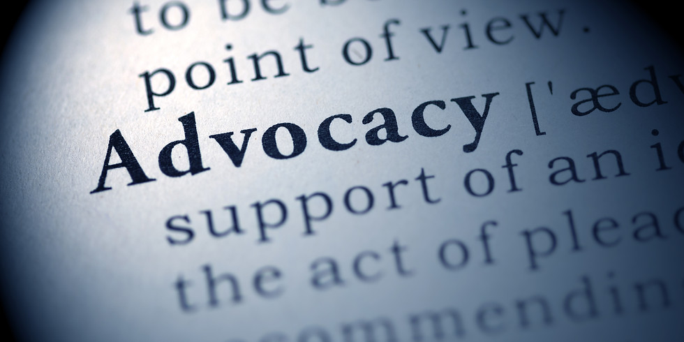 Supervision - Advocacy May 2021