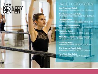 Ballet Class Series