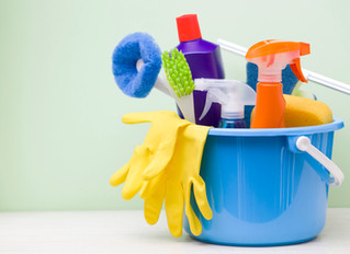 Dangers of Household Cleaners 101