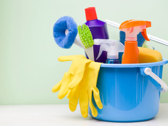 Safer Household Cleaners