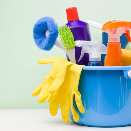 Cleaning House and the Toxins You Leave Behind While Cleaning