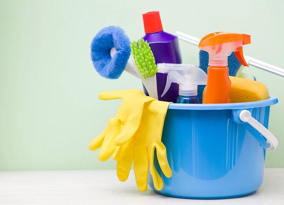 Клининг | уборка квартир и помещений | финансовая модель бизнес плана