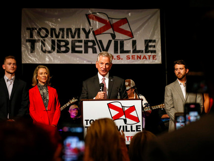 SENATE ELECT TOMMY TUBERVILLE EXPOSED AS COMMUNIST PRINCE LAURENT OF BELGIUM
