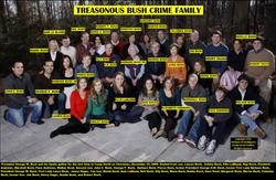 Treasonious Bush Family