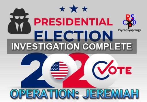 election-2020 Operation