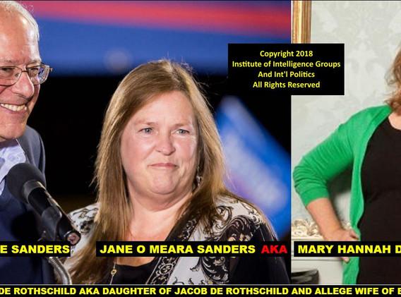 JANE OMERA AKA MARY HANNAH DE ROTHSCHILD