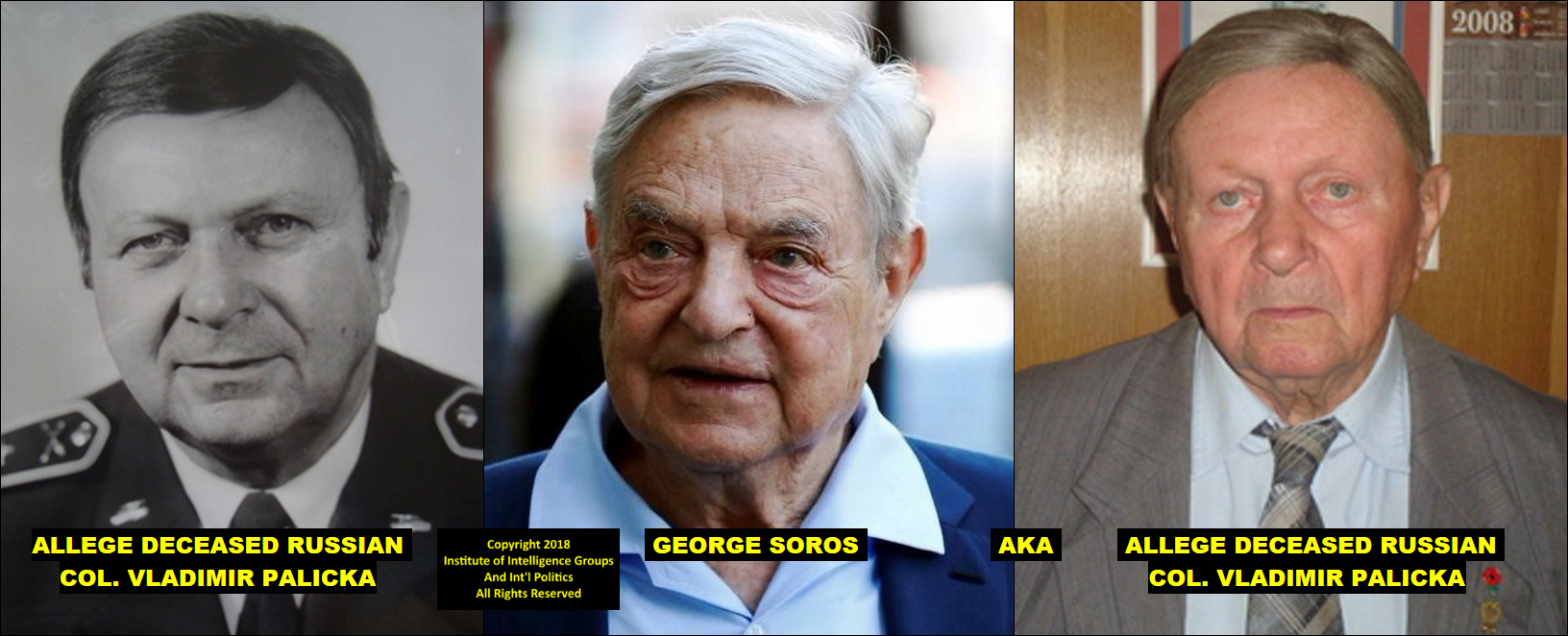 SOROS Comparison To Palicka