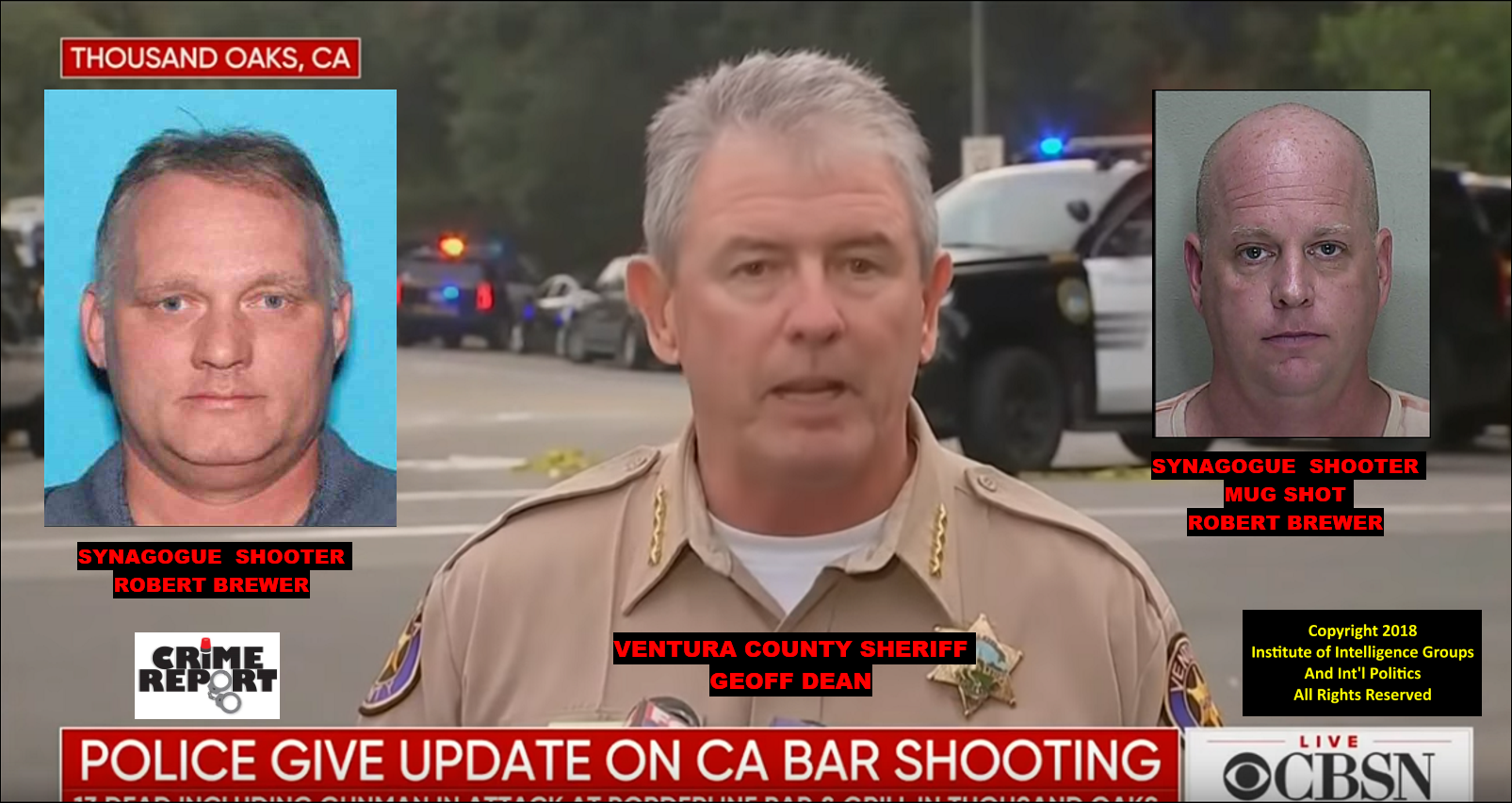 THOUSAND OAKS BAR SHOOTING