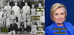 Hillary Clinton AKA Kelsey Bush