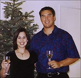 LACY AND SCOTT PETERSON.JPG