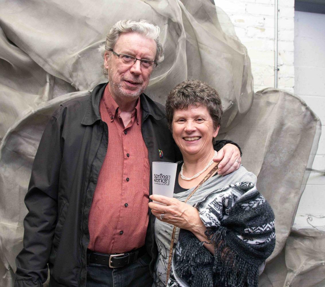 Wendy McNaughton & Ron Dodson