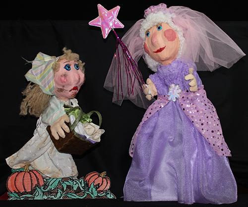 Cinderella & Cassandra