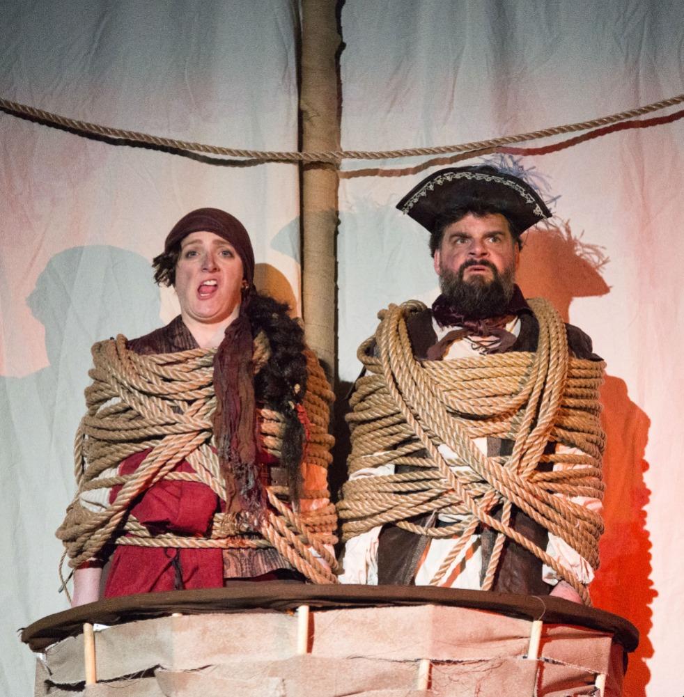 Much Ado About Feckin' Pirates