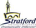 Stratford Ontario Dramatically Different logo