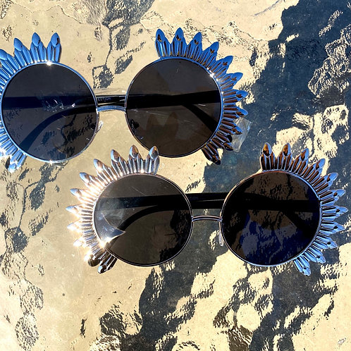 Plain Feather Sunnies
