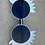 Thumbnail: Plain Feather Sunnies