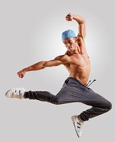 Dançarino de Hip Hop