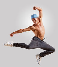 Hip Hop-Tänzer