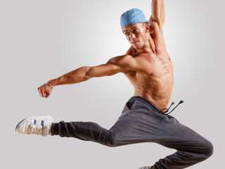 Breakdancing: From the Street to the Studio
