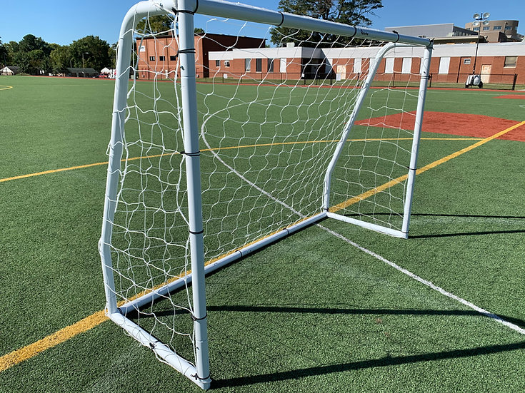 Vallerta Premier 7 X 5 Ft. Youth Size Steel Soccer Goal w/Weatherproof Net