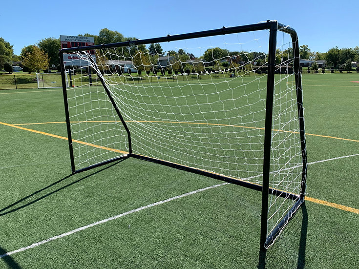 Vallerta Premier 10 X 6 Ft Soccer Goal w/Weatherproof 4mm HDPE Net