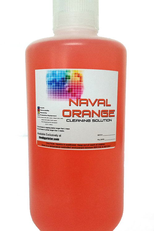 Naval Orange Cleaning Solution