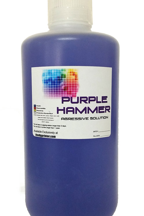Purple Hammer Cleaning Solution