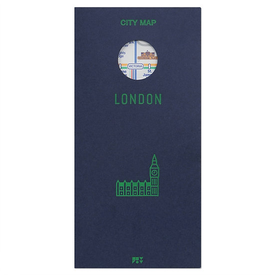 LONDON | City map