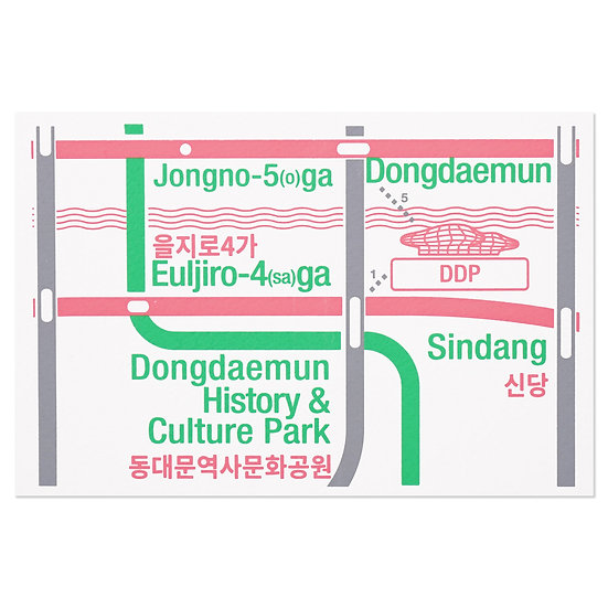 SEOUL DDP | Postcard