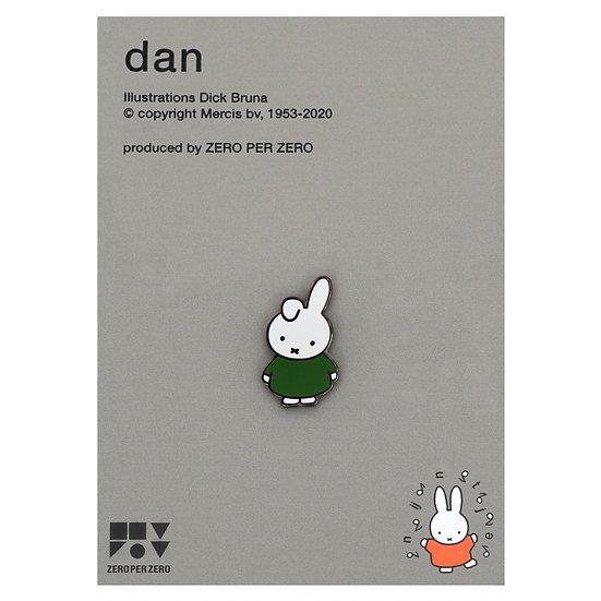 DAN   Miffy Pin