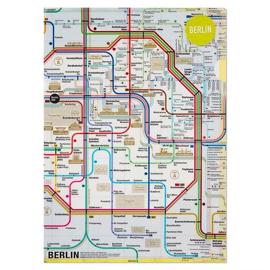 BERLIN | A4 folder
