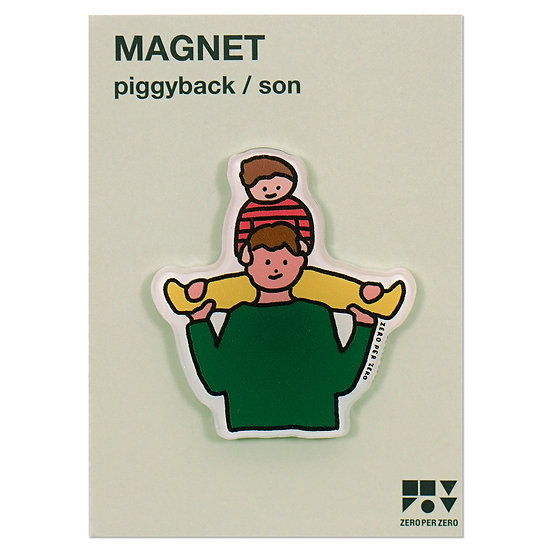 PIGGYBACK(SON) | Magnet