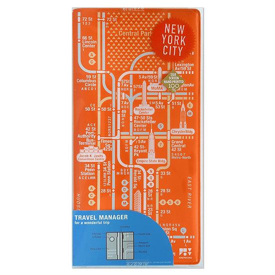 NYC orange | Travel Manager