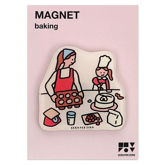 BAKING   Magnet