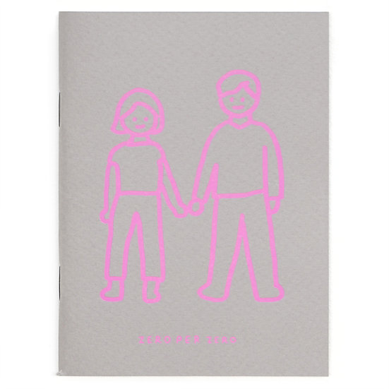 COUPLE2 gray | Passport note