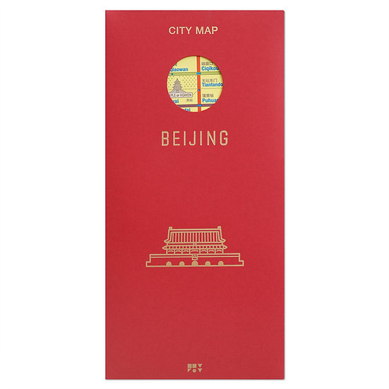 BEIJING | City map