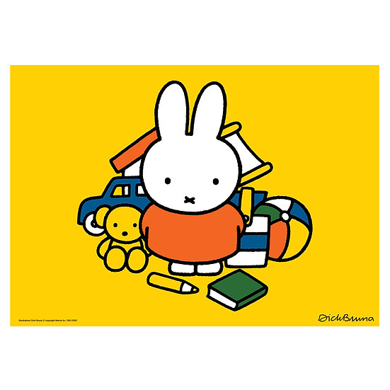 TOYS | MIFFY A2 poster