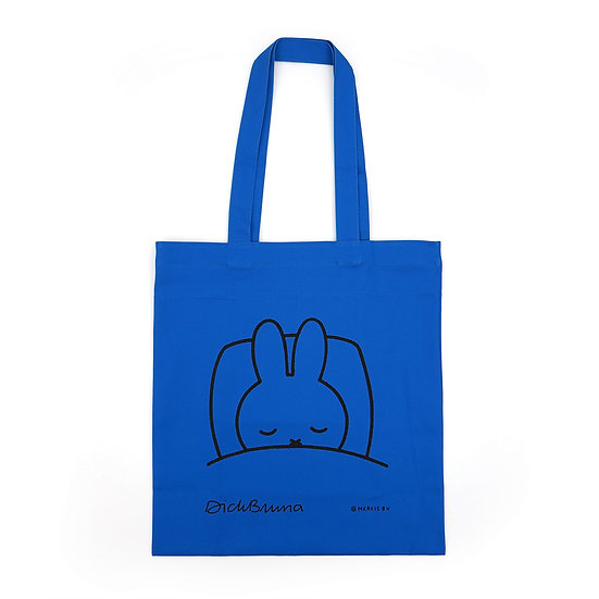 MIFFY SLEEPING blue | Miffy Eco bag