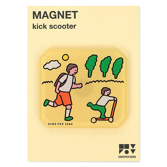 KICK SCOOTER | Magnet