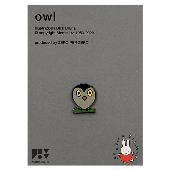 OWL | Miffy Pin