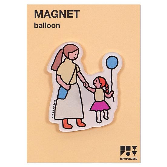 BALLOON | Magnet