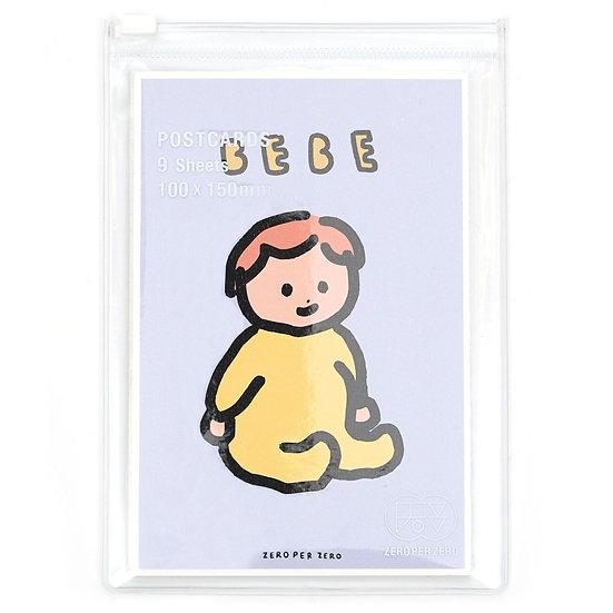 BEBE | Postcard set