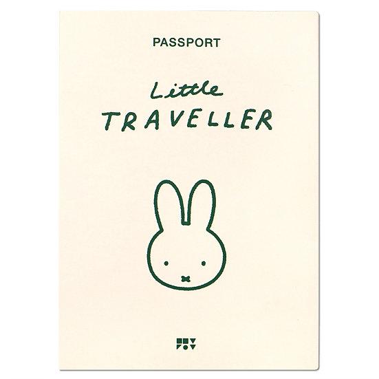 MIFFY IVORY   Miffy Passport cover