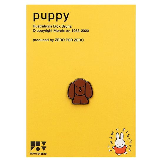 PUPPY   Miffy Pin