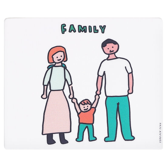 FAMILY2 | Mouse pad