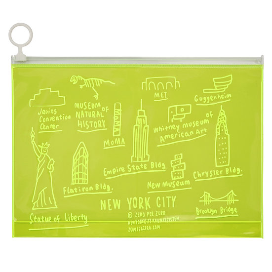 NYC | PVC pouch