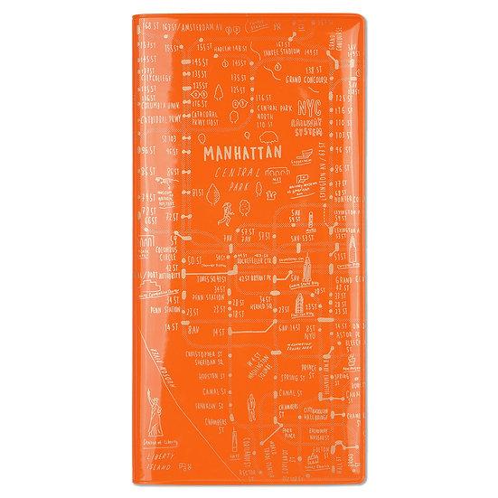 NYC hand orange | Travel Manager